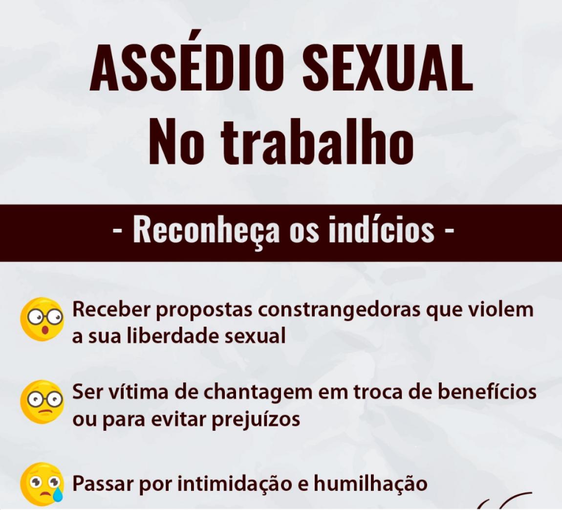 Imagem de Assédio sexual: o que é, quais são os seus direitos e como denunciar!