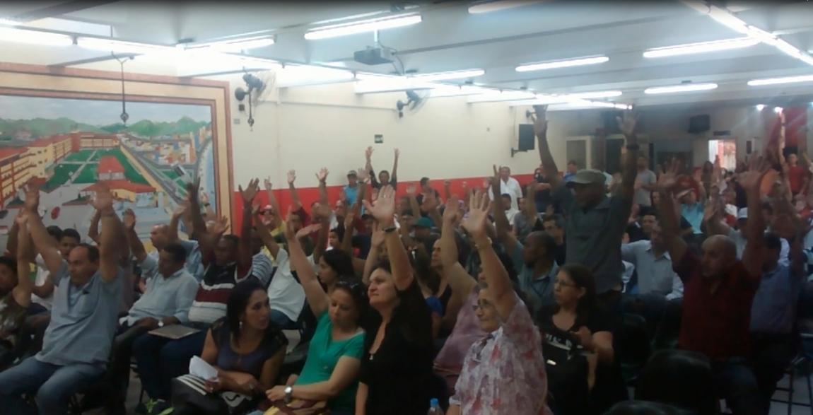 Imagem de Mauá: Rodoviários entram em greve