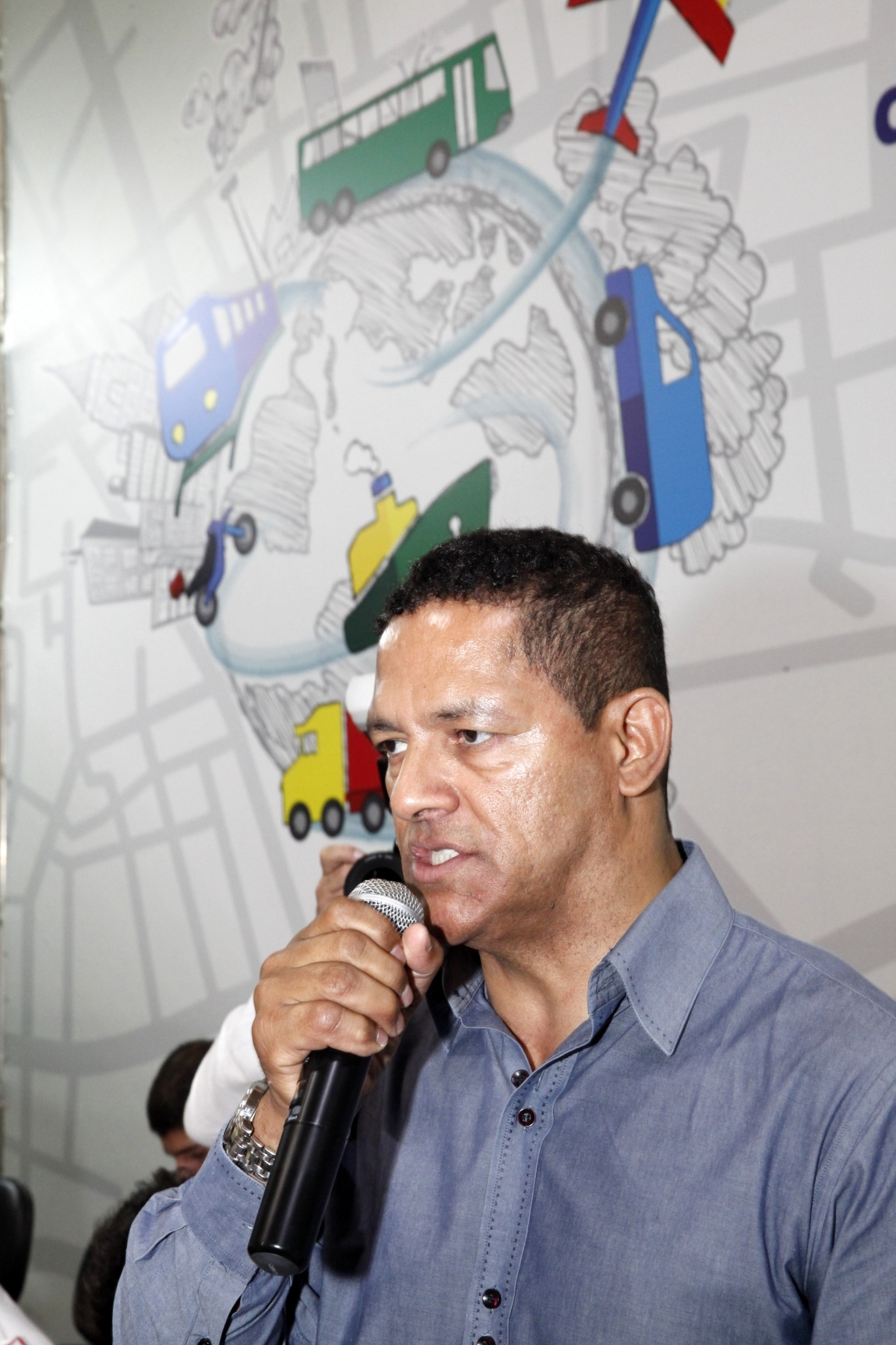 """Imagem de """"A retirada do posto do cobrador só vai contribuir com o caos no transporte público"""", avalia Paulinho"""