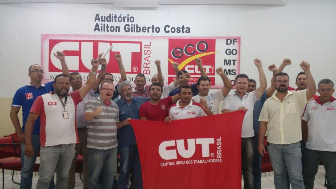 Imagem de Goiânia: CNTTL/CUT participa de reunião para criação de Sindicato dos Rodoviários