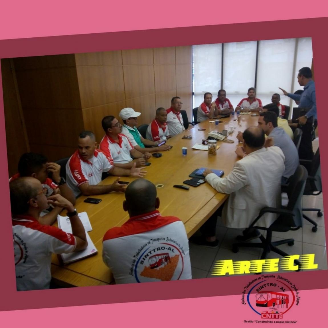 Imagem de Alagoas: Rodoviários farão assembleia para fechar Campanha Salarial no dia 4 de agosto
