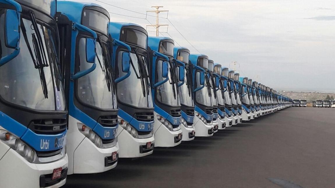 Imagem de #Greve Geral: Rodoviários do DF param todas as linhas de ônibus contra retirada de direitos no Brasil