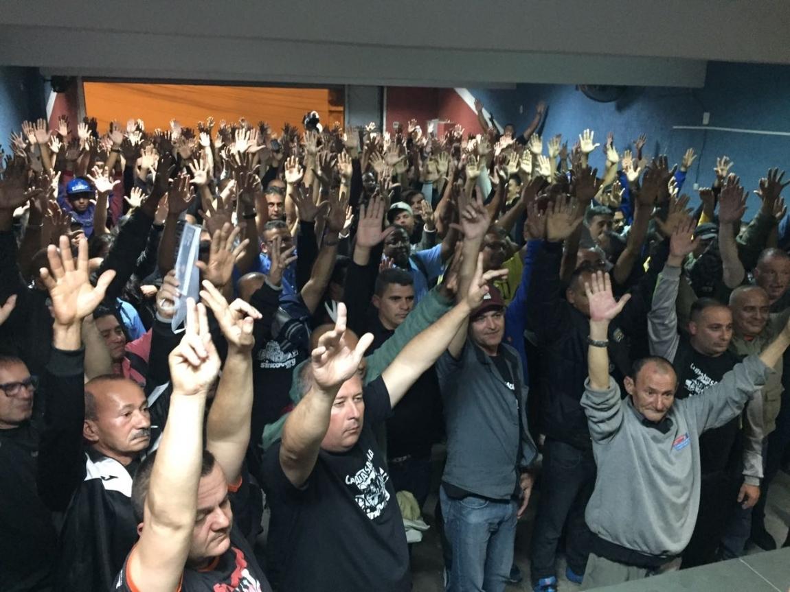 Imagem de Guarulhos: Condutores e cobradores fecham Campanha Salarial