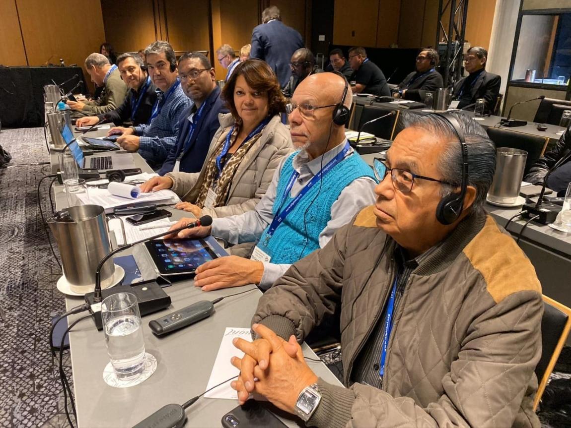 Imagem de Montreal: Filiação da CNTTL à ITF é oficializada em reunião do Comitê Internacional no Canadá