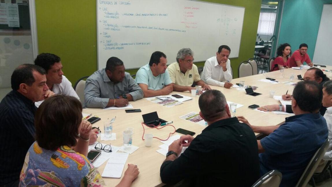 Imagem de CNTTL participa de Fórum das Centrais que aprova Mobilização em Defesa dos Direitos no dia 10 de novembro
