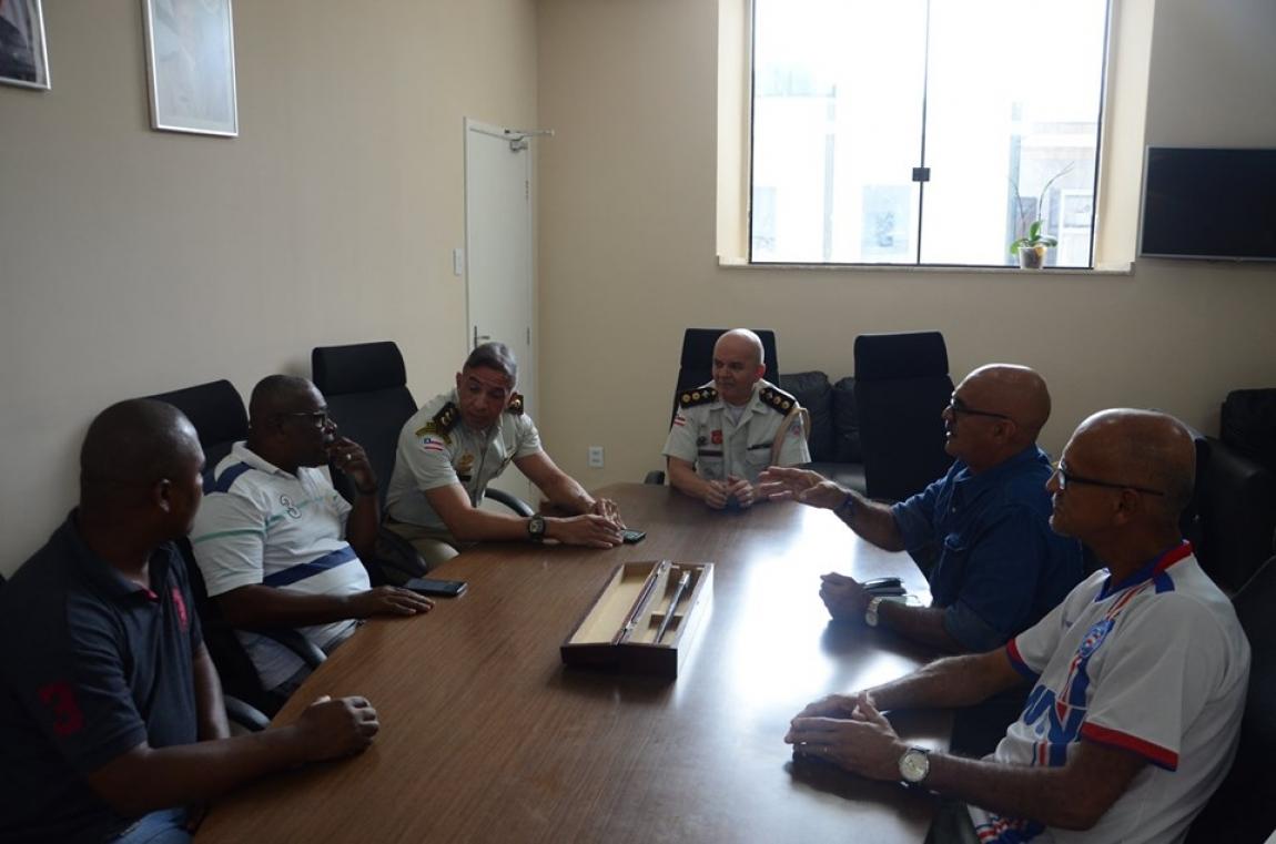 Imagem de Bahia: Sindicato dos Rodoviários cobra mais segurança para a categoria