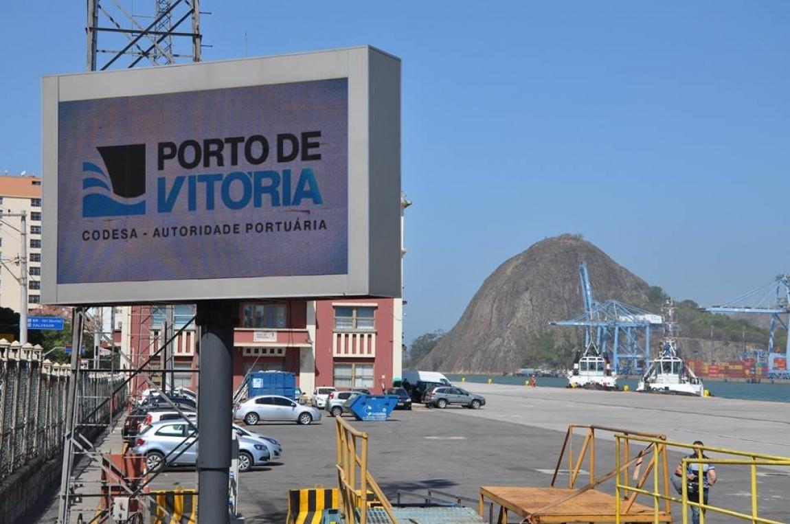 Imagem de Codesa paga parte da dívida com o Portus