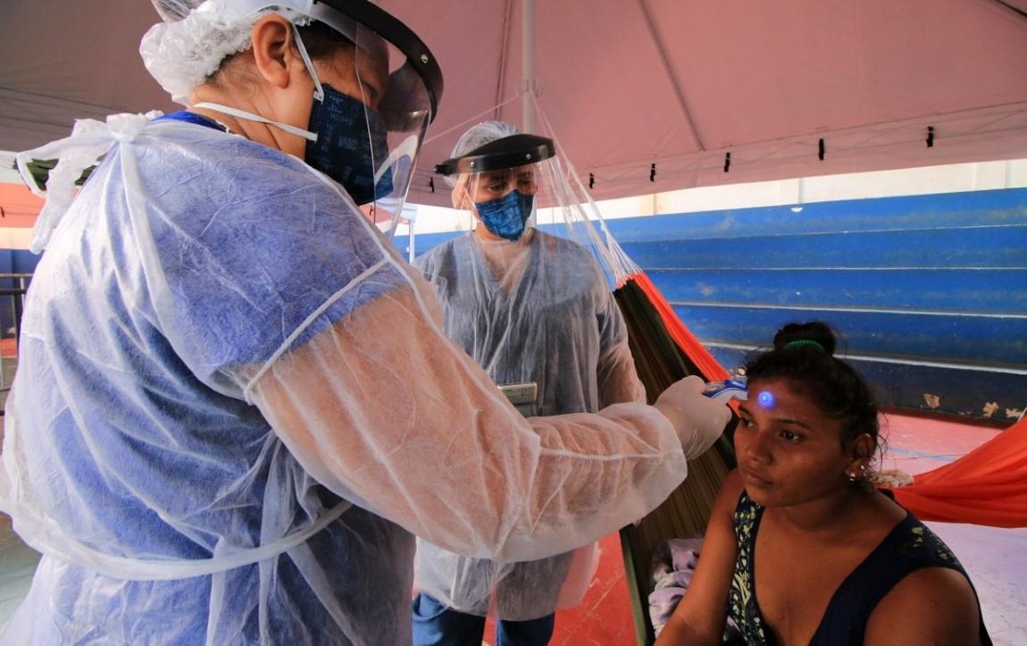 Imagem de Brasil supera 230 mil mortos por covid-19. Vacinação ainda não chegou a 2% da população