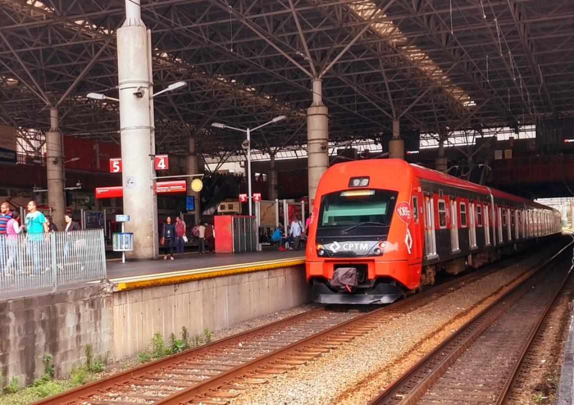 Imagem de São Paulo: Justiça determina que CPTM afaste ferroviários acima de 60 anos e forneça EPI