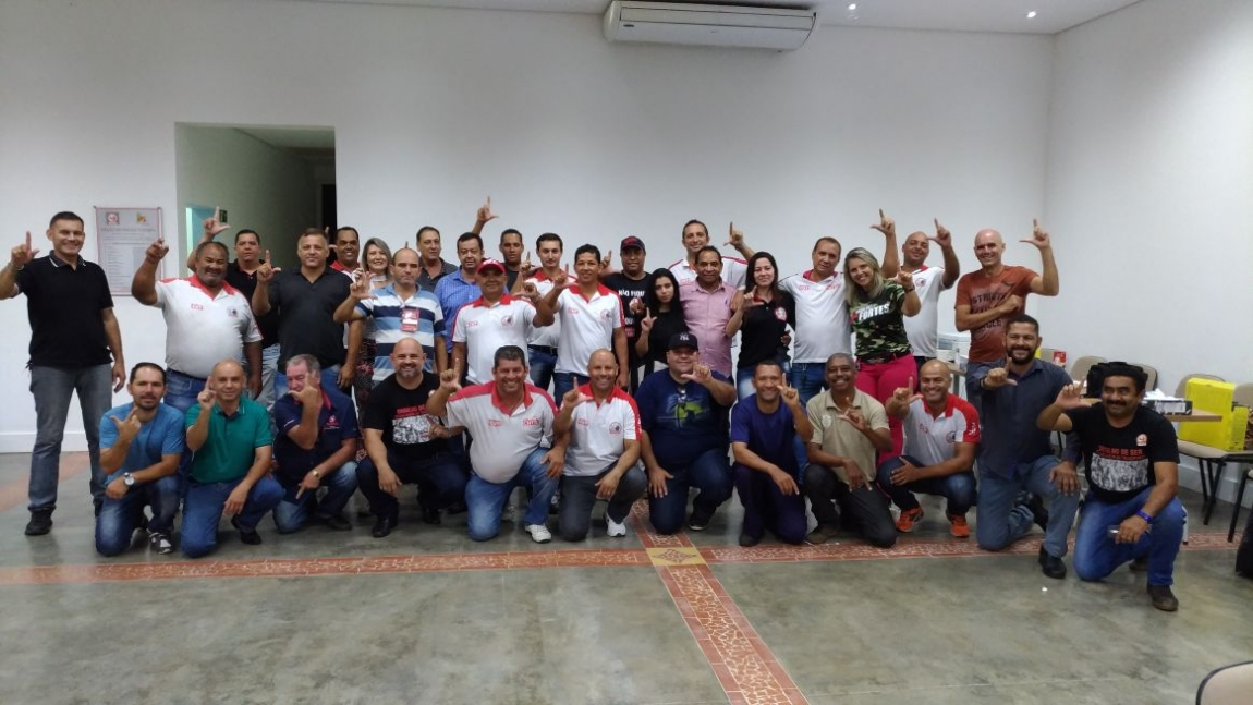 Imagem de CNTTL parabeniza vitória da Chapa 1 dos Rodoviários de Sorocaba