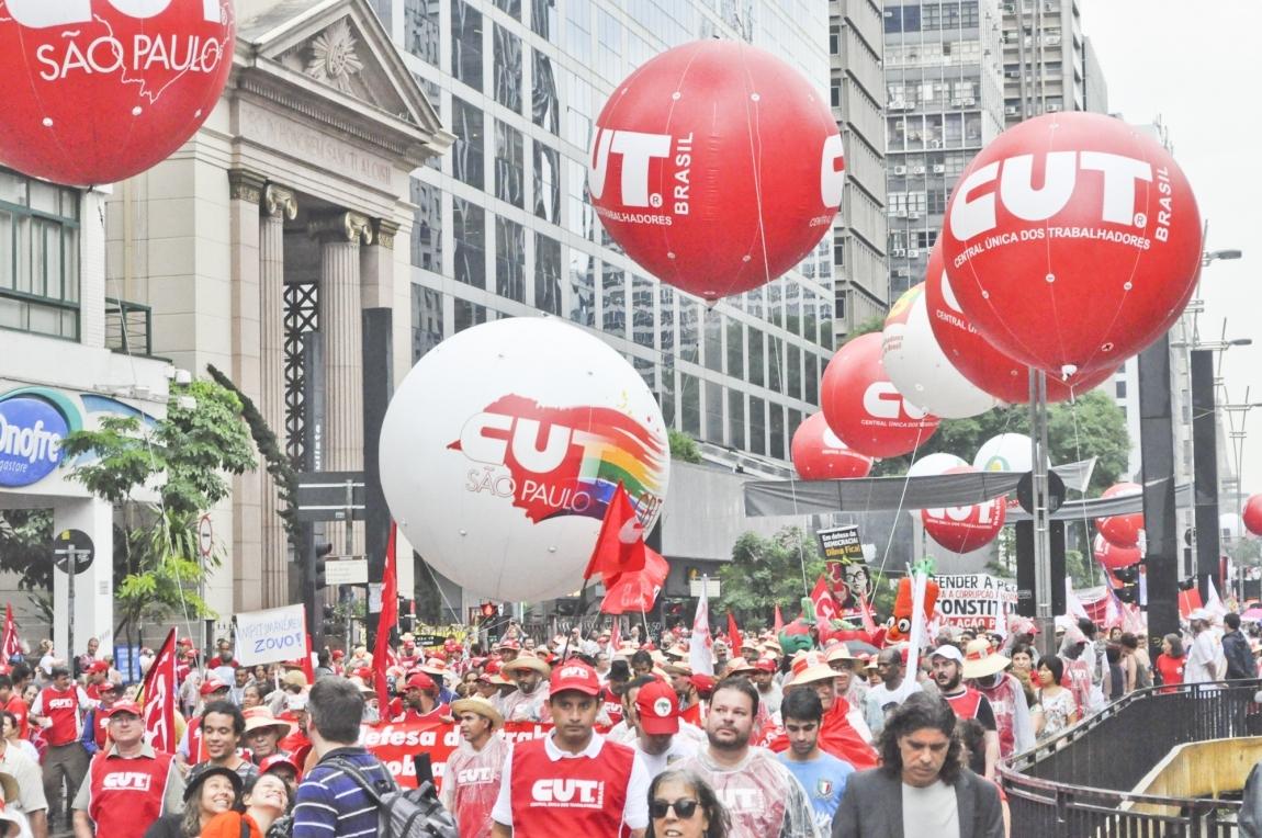 Imagem de Parada do Orgulho LGBT proíbe participação da CUT/SP em evento