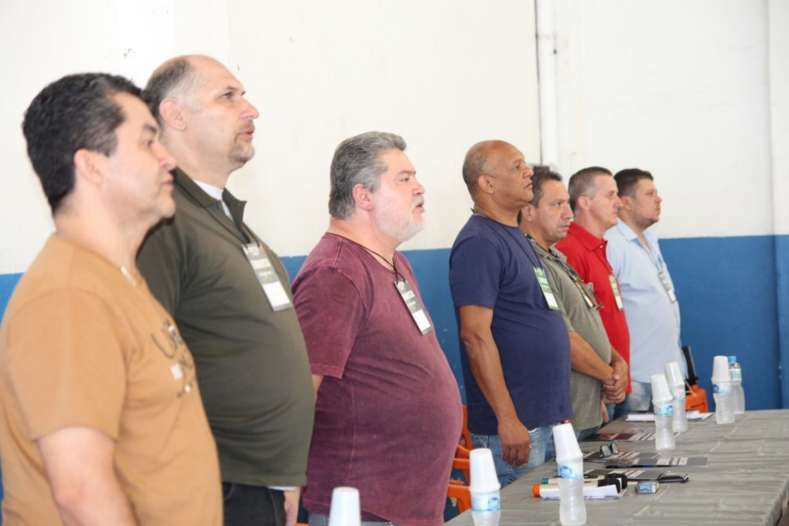 Imagem de SP: Agentes de trânsito realizam Seminário para conscientizar categoria sobre as reformas e a importância da mobilização