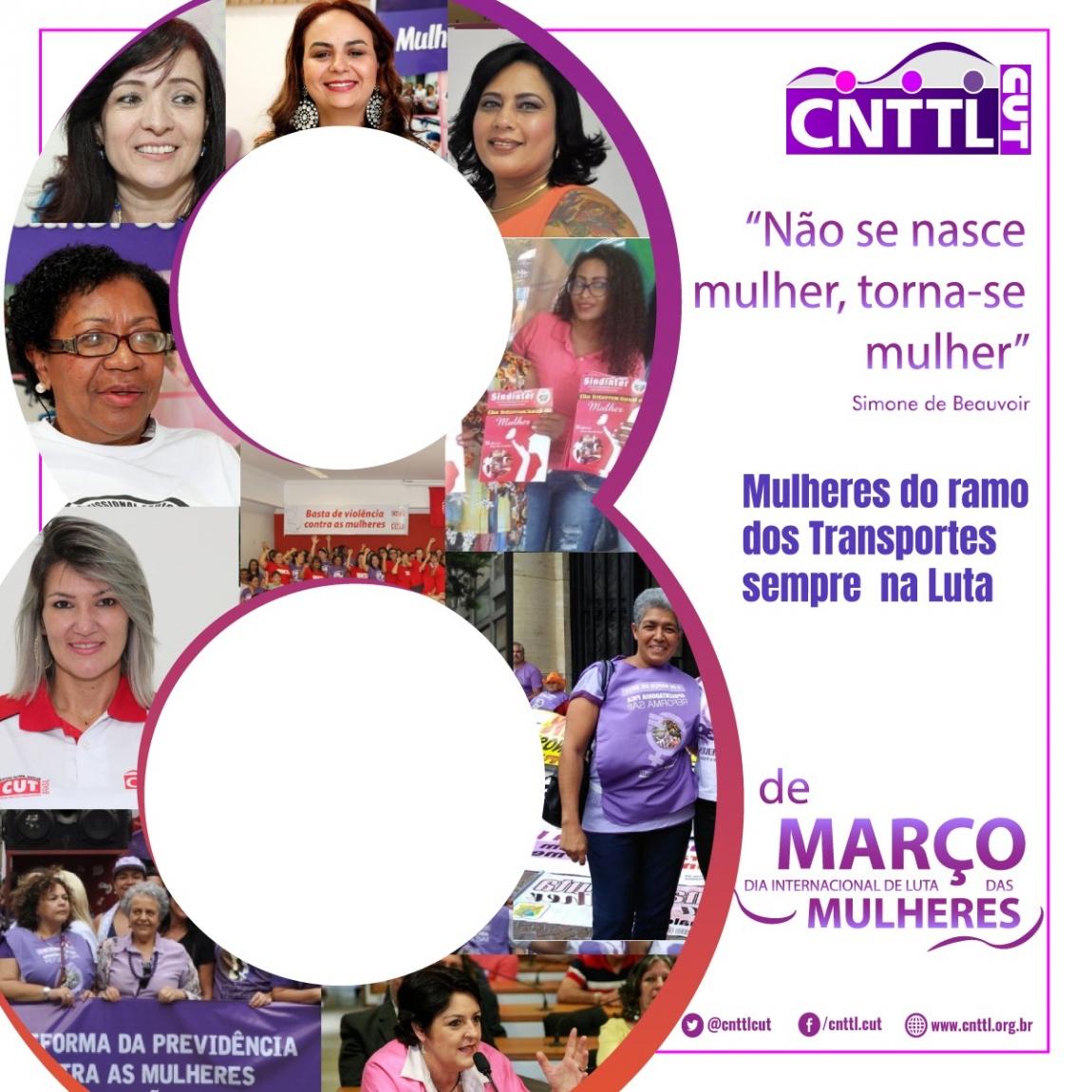 Imagem de Secretária da Mulher da CNTTL/CUT faz alerta sobre conscientização e combate ao machismo no sindicalismo