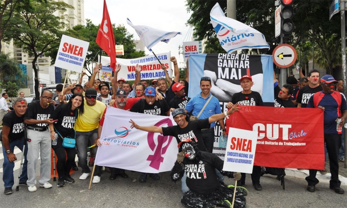Imagem de Campanha Salarial: FENTAC cobra respeito do SNEA e agilidade nas negociações