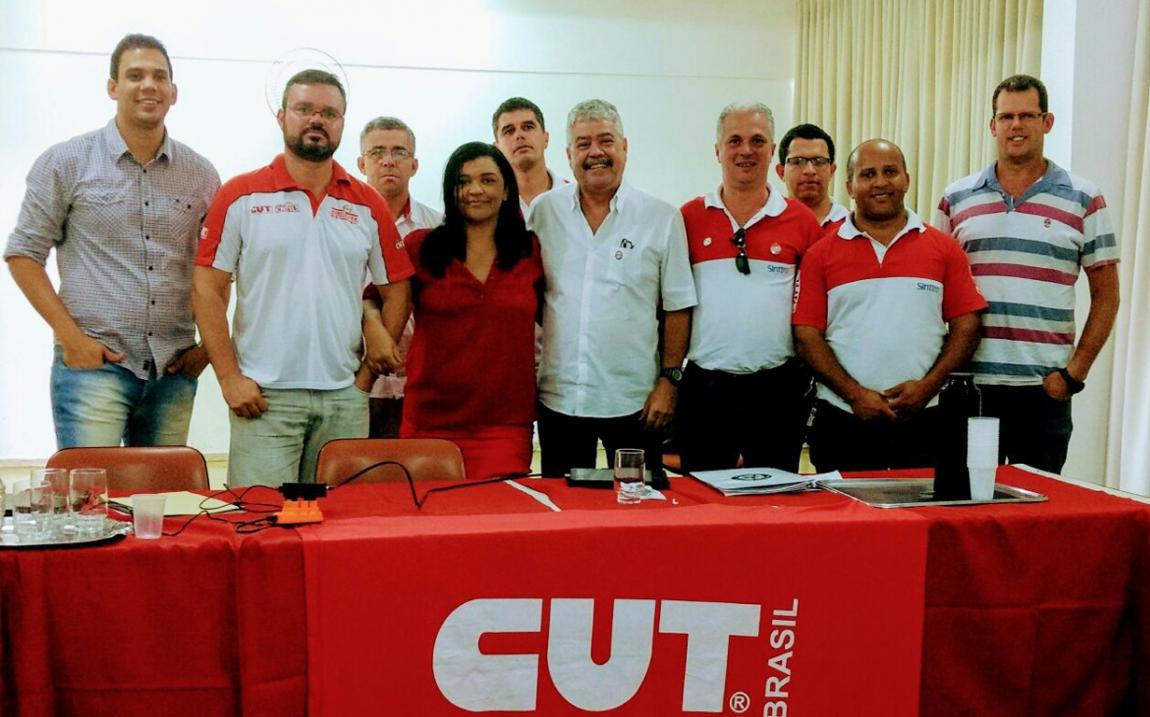 Imagem de MG: Curso de formação sindical para Rodoviários cutistas é um sucesso