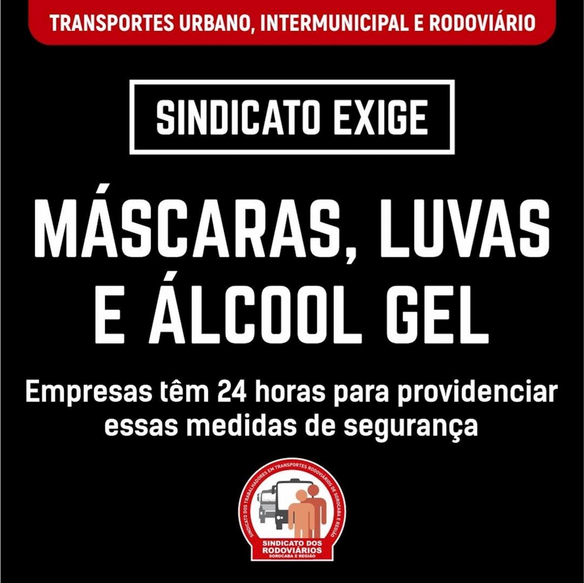 Imagem de Sorocaba: Após cobrança do Sindicato, empresas se comprometem em fornecer EPIS