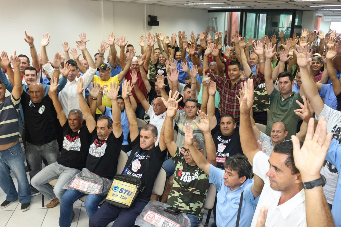 Imagem de Sorocaba: Trabalhadores no urbano conquistam 3% de aumento salarial