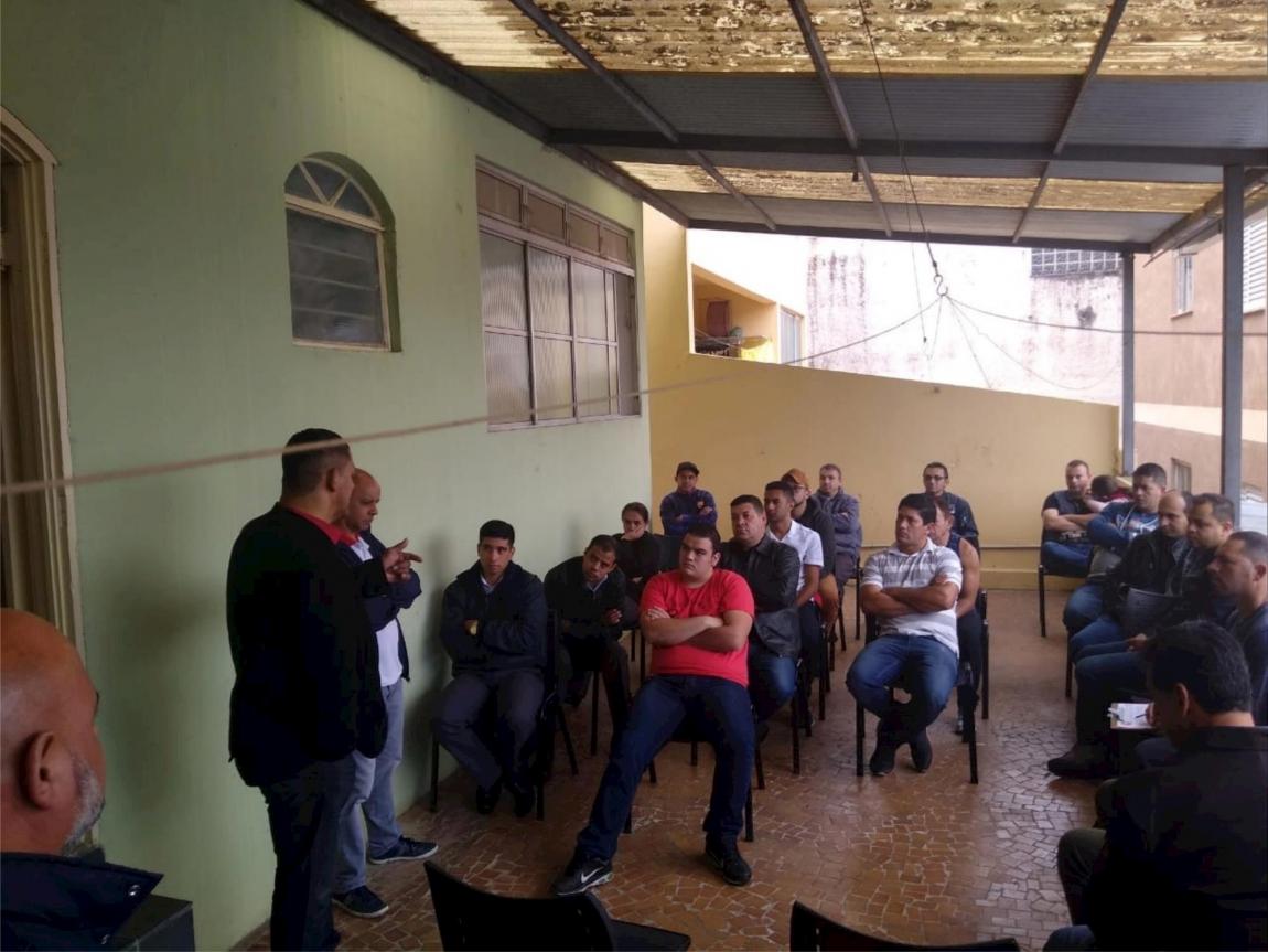 Imagem de Sorocaba: Sindicato dos Rodoviários notifica de greve empresa do transporte urbano de São Roque