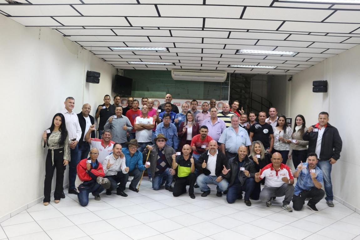 Imagem de Sorocaba: Nova diretoria do Sindicato dos Rodoviários toma posse