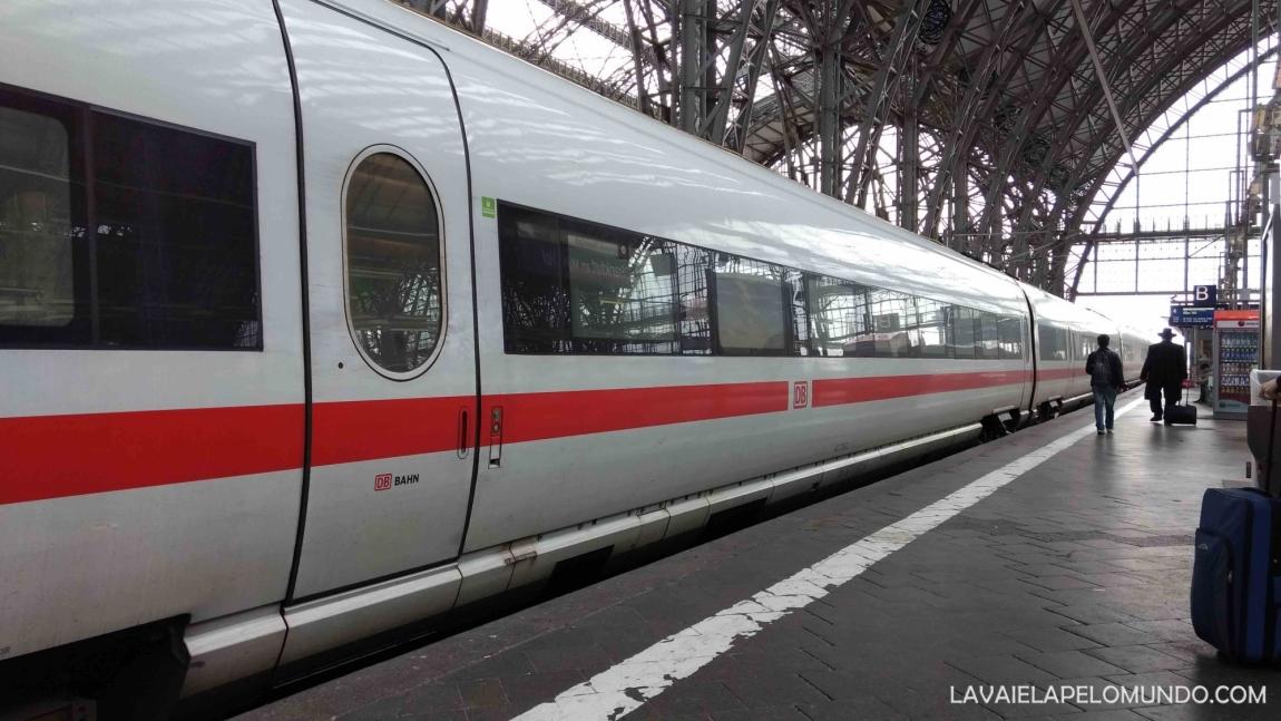 Imagem de Alemanha vai investir 86 bilhões em suas ferrovias