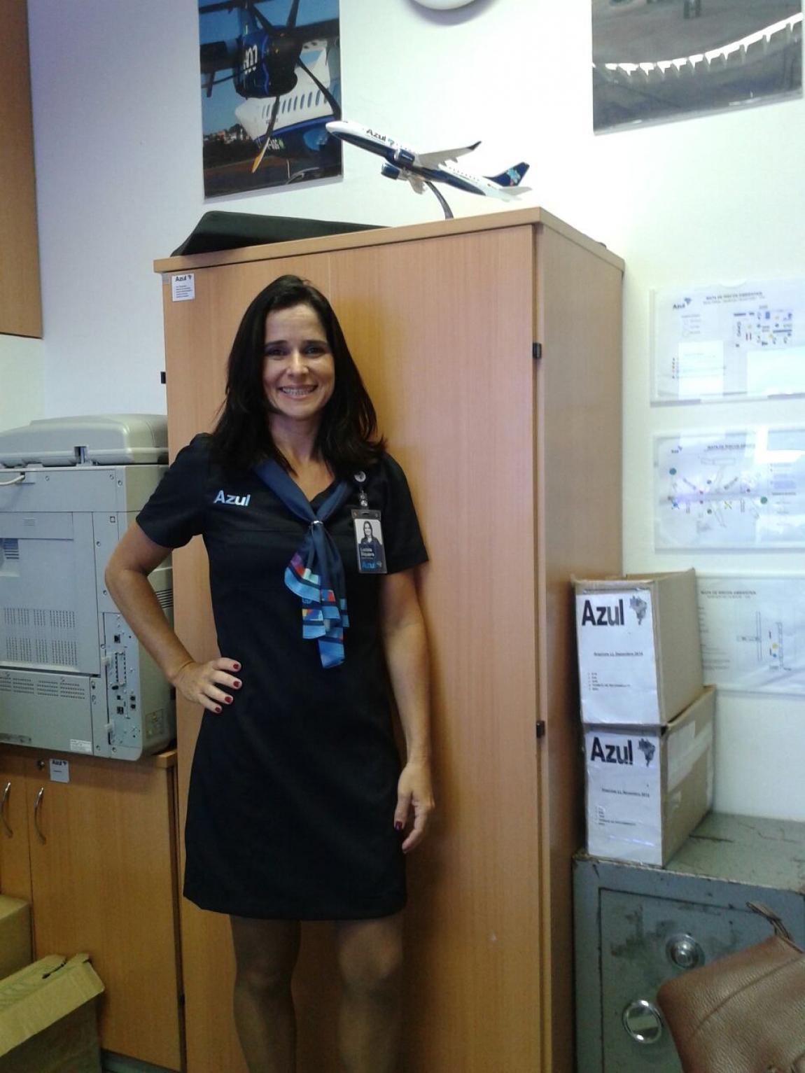 Imagem de Vitória: Dirigente do Sindicado dos Aeroviários é reintegrada à Azul
