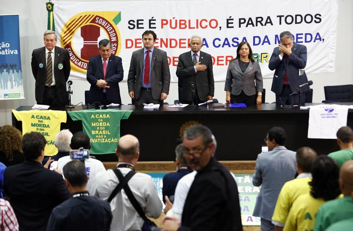 Imagem de Mobilização Nacional contra pacote de privatização de Temer deve acontecer em outubro