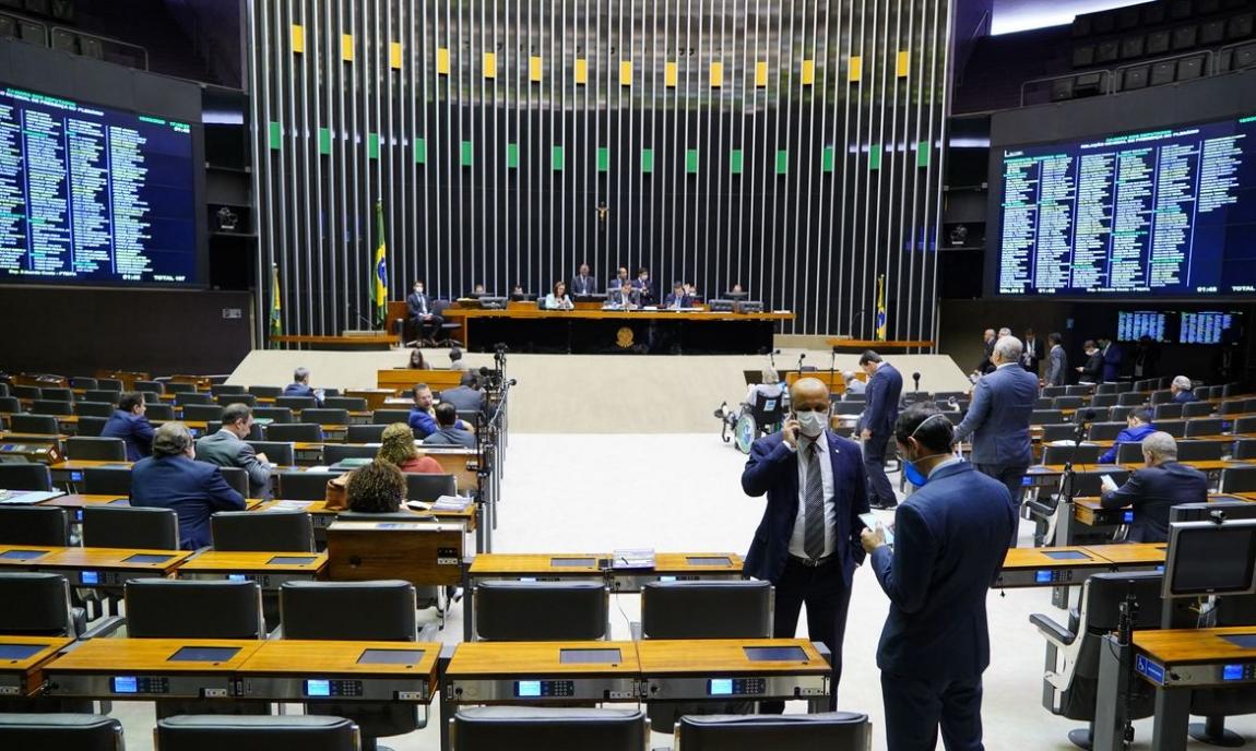 Imagem de Câmara dos Deputados aprova urgência para projeto de lei dos entregadores