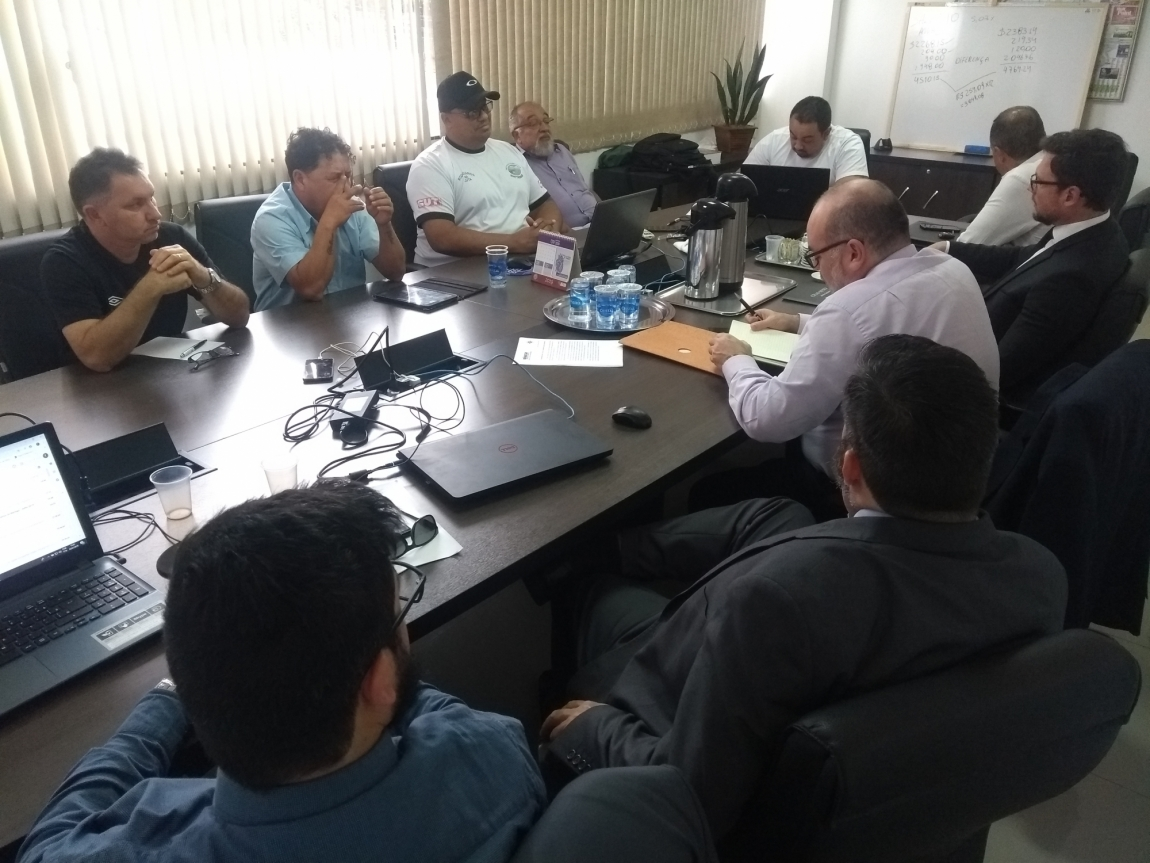 Imagem de Maringá (PR): Negociação entre Rodoviários e empresas de transportes tem avanço e Sindicato convoca assembleia