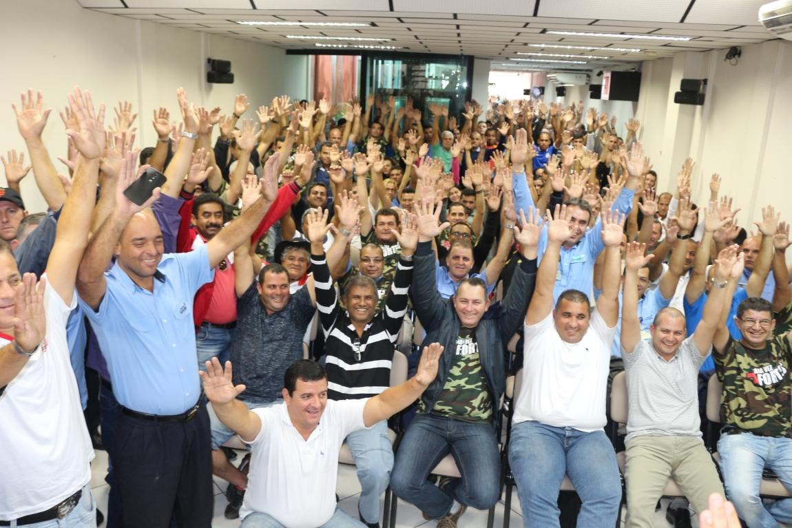 Imagem de Rodoviários de Sorocaba e Votorantim conqusitam 10% de reajuste salarial