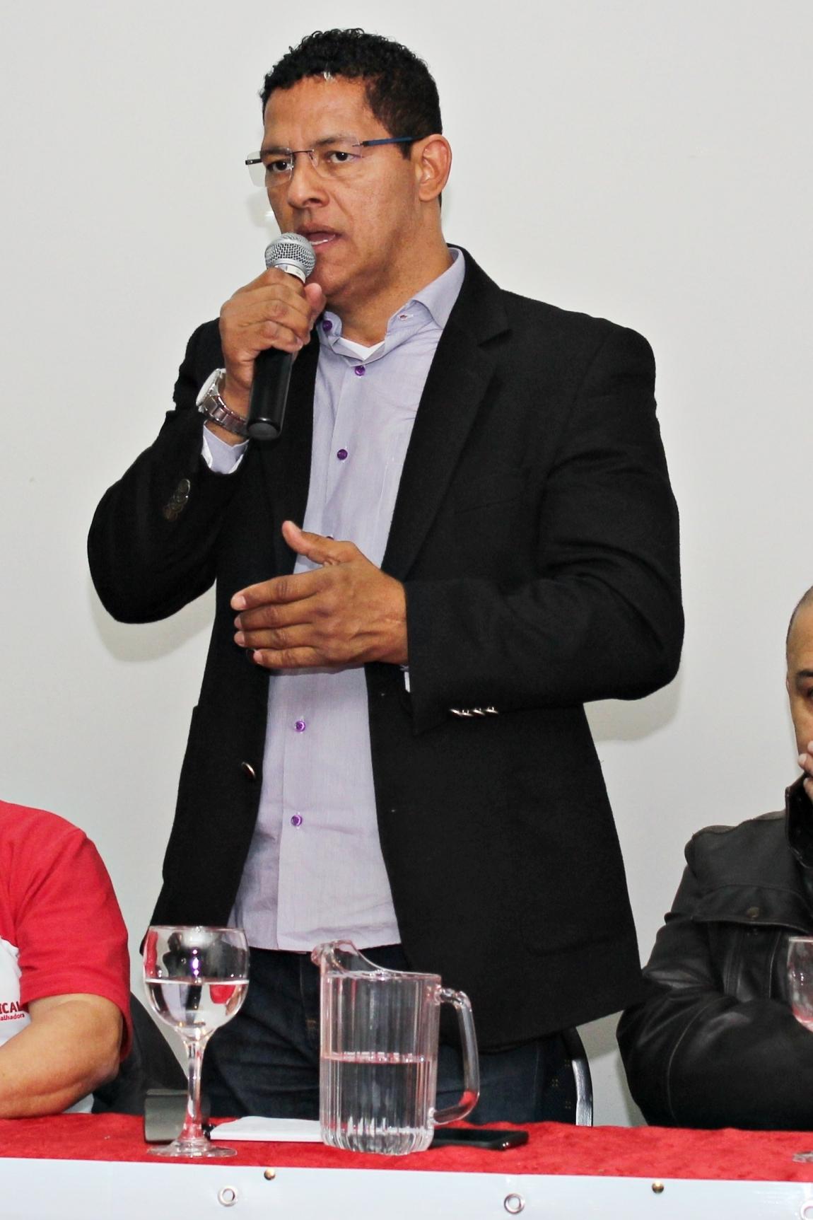 """Imagem de #2ºCongressoFUTAC - """"Me recuso a participar de ato que não tenha na pauta """"Lula Livre"""", afirma Paulinho"""