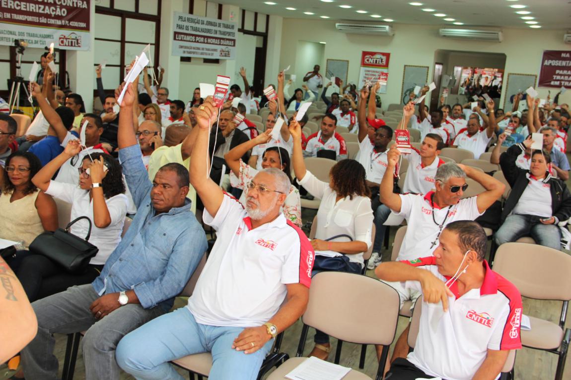 Imagem de CNTTL/CUT realizará 2º Congresso Nacional dos Trabalhadores em Transportes em abril