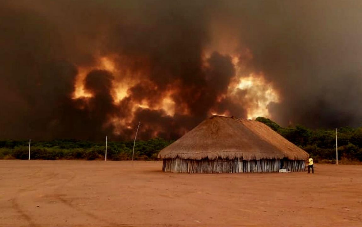 Imagem de Bolsonaro mente na ONU ao relacionar incêndios na Amazônia a 'índios e caboclos'