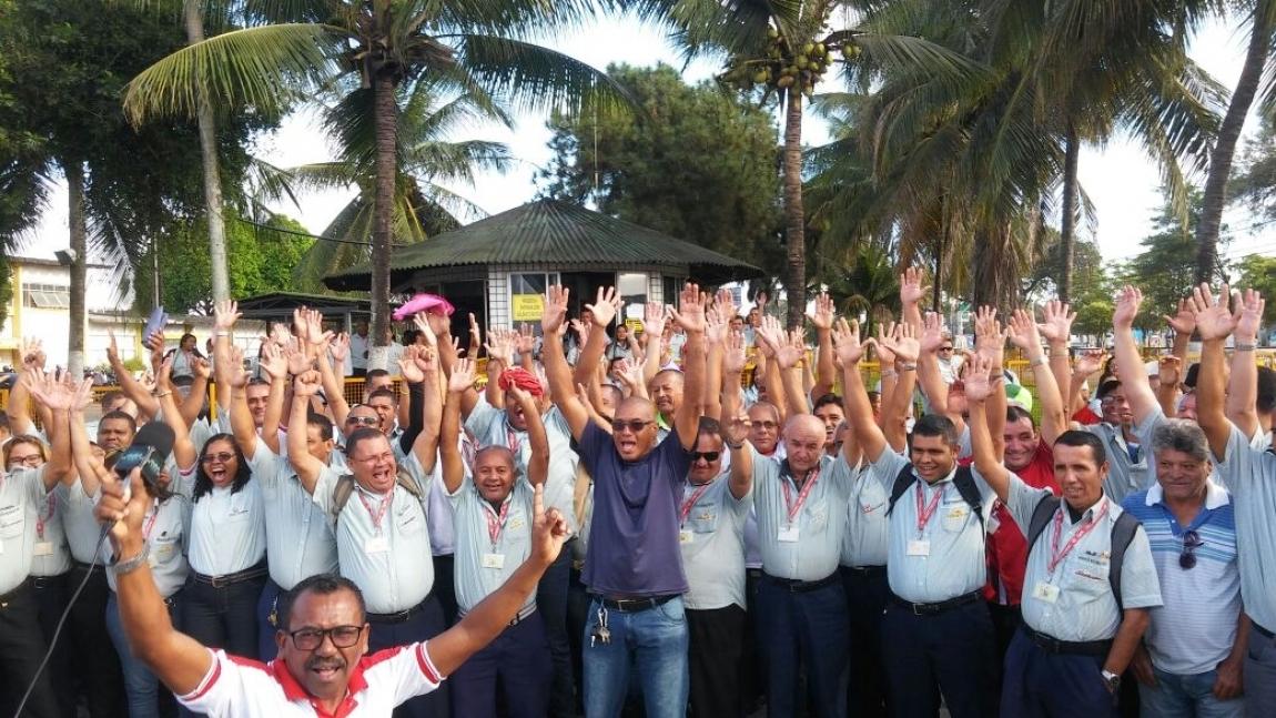 Imagem de Alagoas: Rodoviários aderem à Greve Nacional contra retirada de direitos na sexta (11)