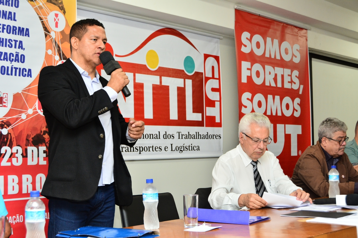 Imagem de Brasília: Seminário Nacional sobre Reforma Trabalhista, Organização e Ação Política da CNTTL começa na terça (21)