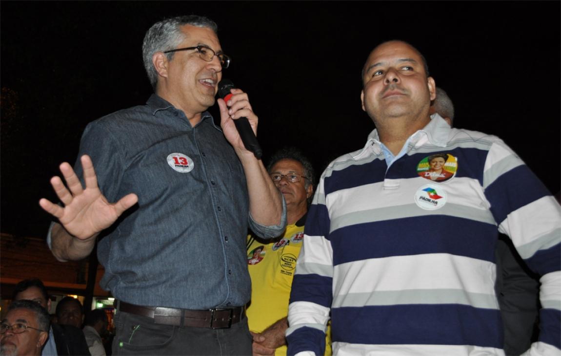 Imagem de Sindicalistas lançam Comitê em apoio a Padilha para governador de São Paulo