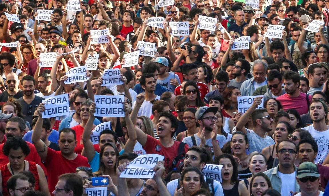 Imagem de CUT/Vox Populi: 80% dos brasileiros são contra as reformas