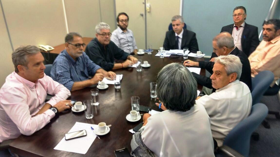 Imagem de RJ: Portuários cobram de interventor solução definitiva do Portus