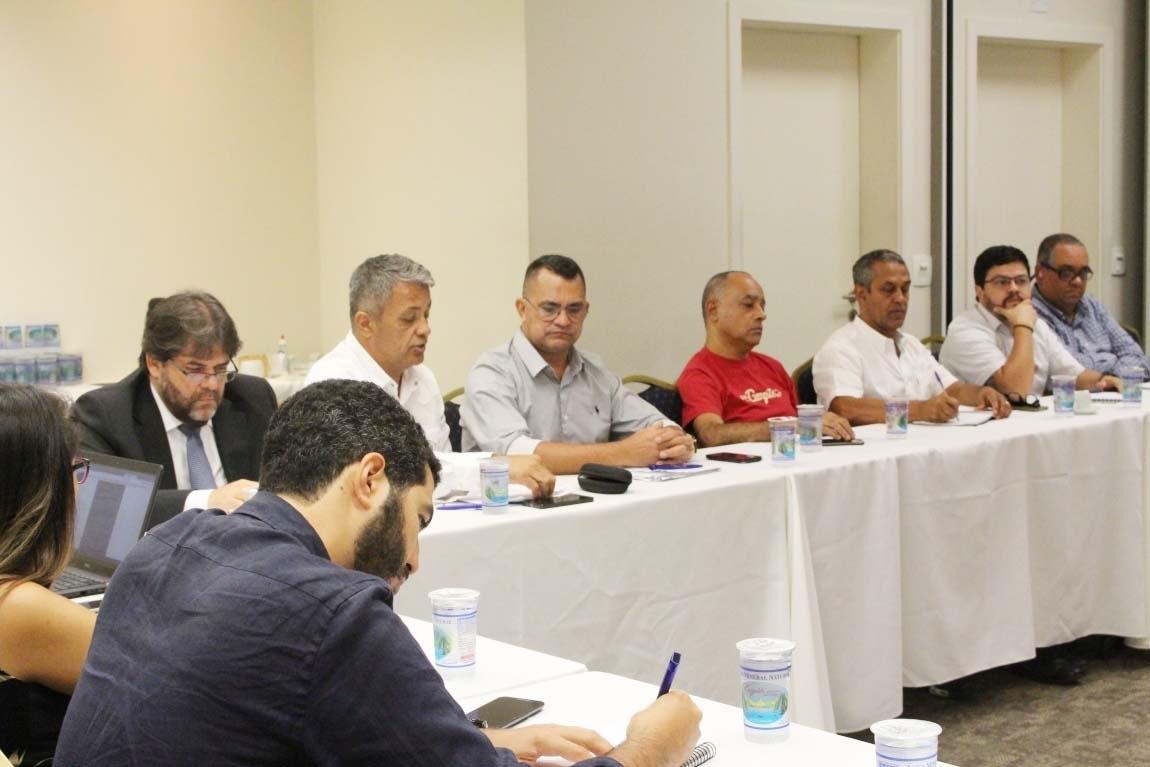 Imagem de SP: Aeroviários e aeronautas realizam primeira rodada de negociação da Campanha Salarial com as empresas aéreas