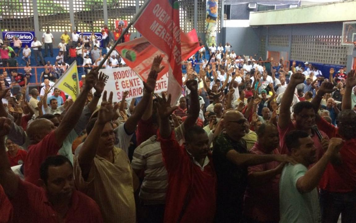 Imagem de Bahia: Rodoviários aceitam proposta patronal e encerram Campanha Salarial