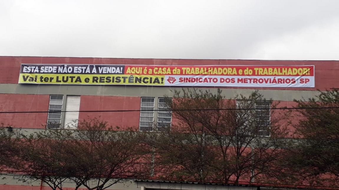 Imagem de CNTTL pede às entidades filiadas que assinem abaixo-assinado em apoio aos metroviários de São Paulo