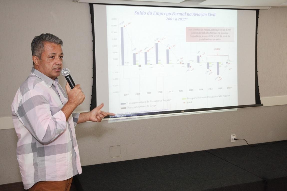 Imagem de Campanha Salarial Aviação: Aeroviários e Aeronautas filiados à FENTAC debaterão em Seminário pautas e organização