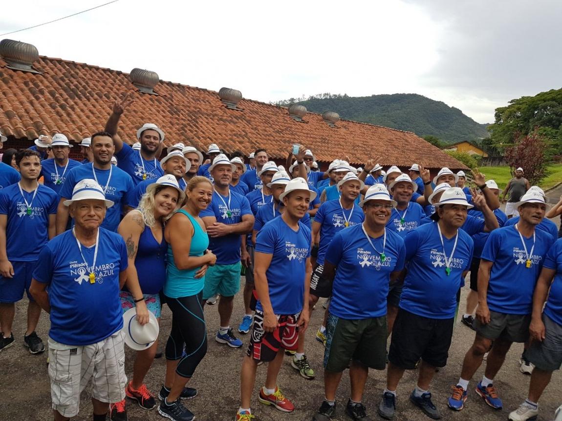 Imagem de São Paulo: Sindviários na luta contra o câncer de próstata