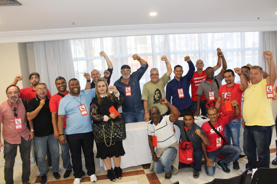 Imagem de Trabalhadores em transportes aprovam Plano de Lutas na 15ª Plenária da CUT