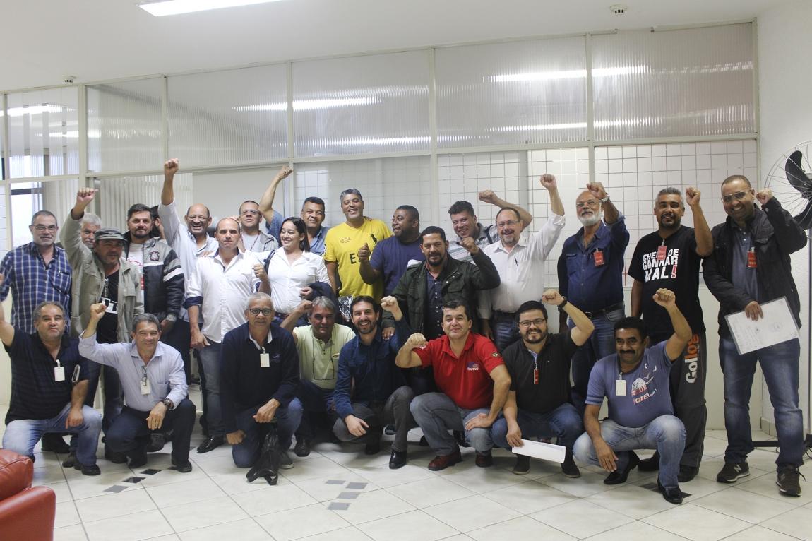 Imagem de Dia 10: Trabalhadores em transportes farão protestos e paralisações em defesa da democracia e dos direitos