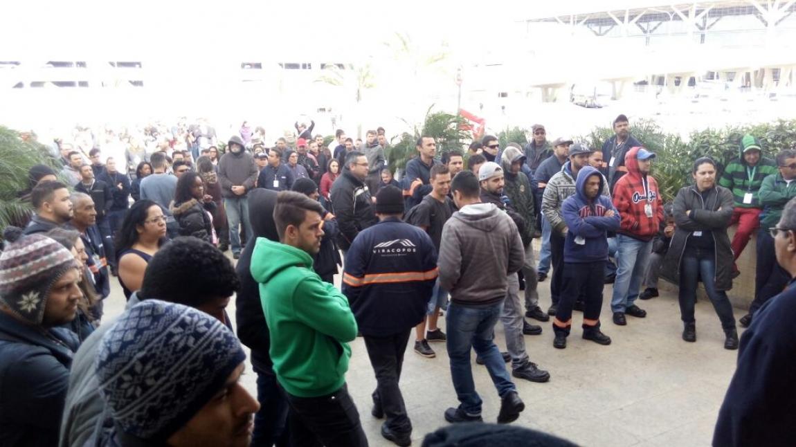 Imagem de Campinas: Após greve, aeroportuários fecham acordo com a ABV Viracopos