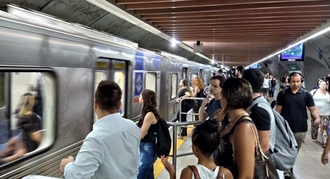 Imagem de São Paulo: Metroviários e Ferroviários pedem reunião com Governo Dória para debater COVID-19 no transporte público