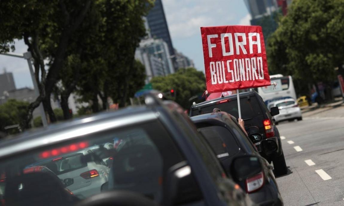 Imagem de Carreatas pelo impeachment voltam às ruas: 'Não podemos suportar tamanha tragédia até 2022'