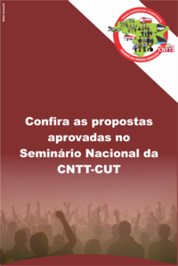 Seminário Nacional CNTT